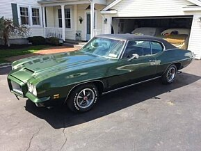 Pontiac Gto Muscle Cars And Pony Cars For Sale Classics On Autotrader