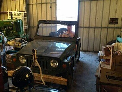 1972 Suzuki LJ20 for sale 100836221