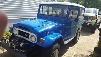 1972 Toyota Land Cruiser for sale 100873031