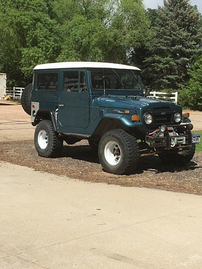 1972 Toyota Land Cruiser for sale 100895912