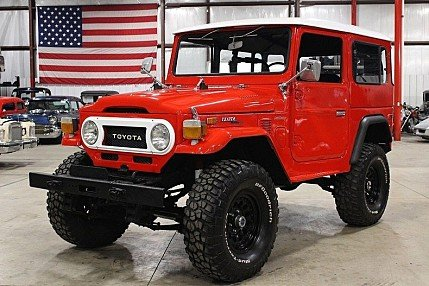 1972 Toyota Land Cruiser for sale 100928560