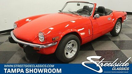 1972 Triumph Spitfire for sale 100978316