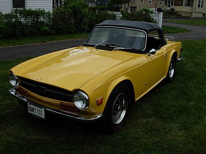 1972 Triumph TR6 for sale 100760012