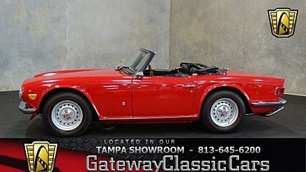 1972 Triumph TR6 for sale 100794326