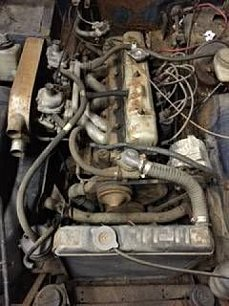 1972 Triumph TR6 for sale 100806803