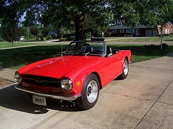 1972 Triumph TR6 for sale 100798803