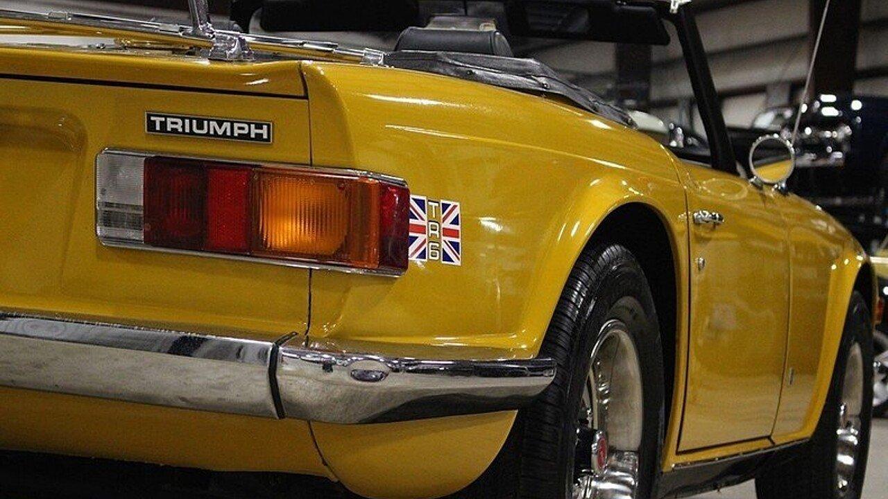 1972 Triumph TR6 for sale near Grand Rapids, Michigan 49512 ...