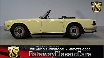 1972 Triumph TR6 for sale 100873318