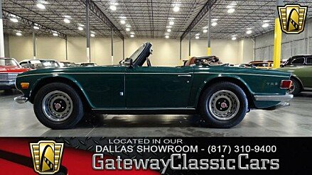 1972 Triumph TR6 for sale 100944246
