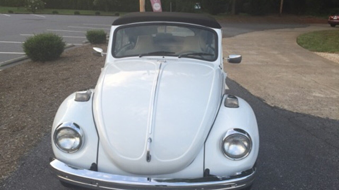 1972 Volkswagen Beetle for sale 100779767