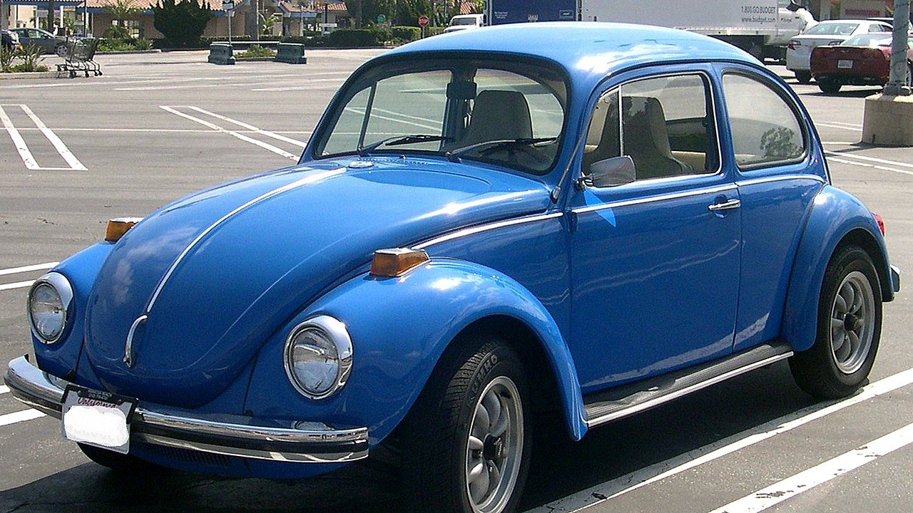 1972 Volkswagen Beetle for sale 100839329