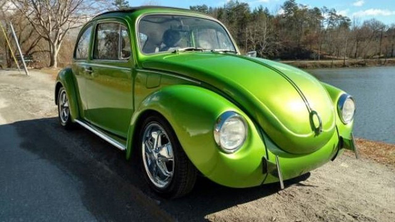 1972 Volkswagen Beetle for sale 100842931