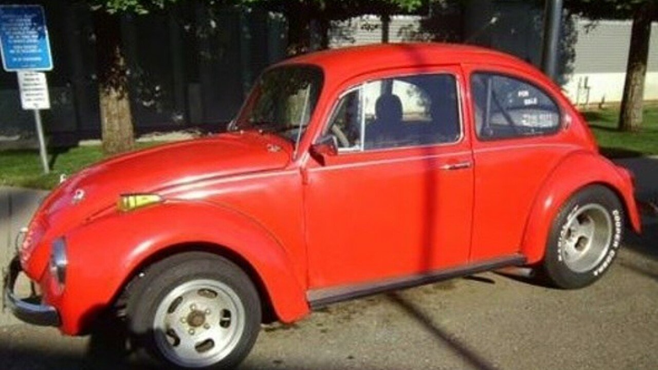 1972 Volkswagen Beetle for sale 100882606