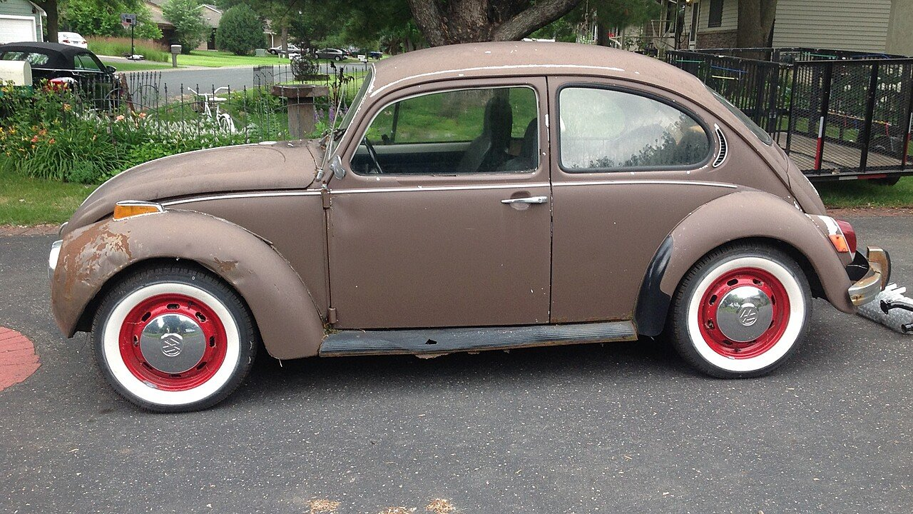 1972 Volkswagen Beetle for sale 101004128