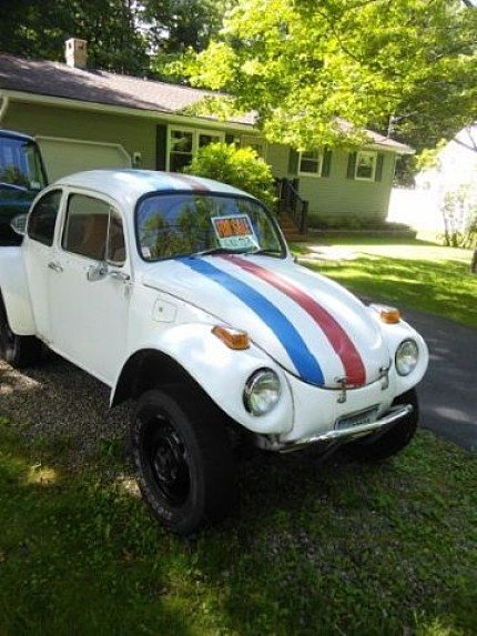 1972 Volkswagen Beetle for sale 100826484