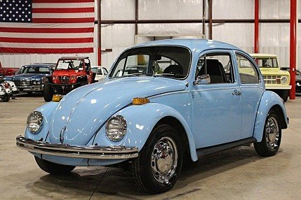 1972 Volkswagen Beetle for sale 100847352