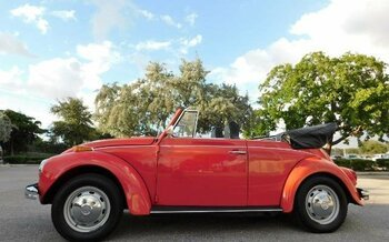 1972 Volkswagen Beetle for sale 100995809