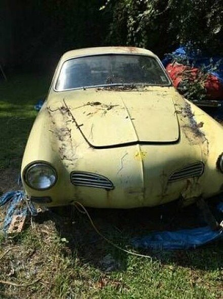1972 Volkswagen Karmann-Ghia for sale 100826412