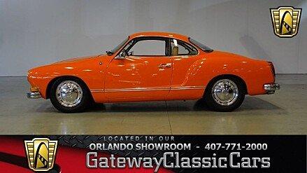 1972 Volkswagen Karmann-Ghia for sale 100958783