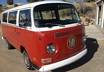 1972 Volkswagen Vans for sale 100822051
