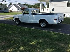 1972 chevrolet C/K Truck for sale 100855212