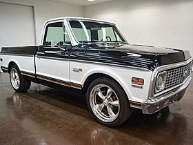 1972 chevrolet C/K Truck for sale 101013328