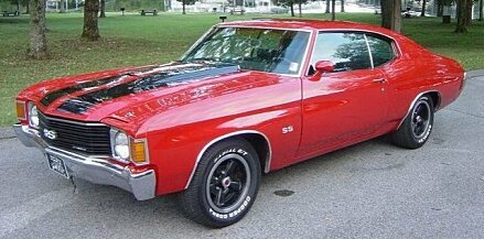 1972 chevrolet Chevelle for sale 101037472