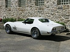 1972 chevrolet Corvette for sale 101017836