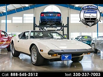 1972 de-tomaso Pantera for sale 101040120