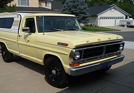 1972 ford F250 for sale 100931418