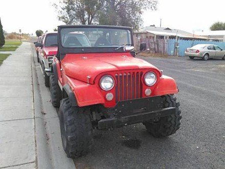 1972 jeep CJ-5 for sale 100841003