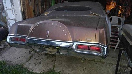 1972 lincoln Continental for sale 100826324