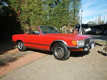 1972 mercedes-benz 350SL for sale 100847973