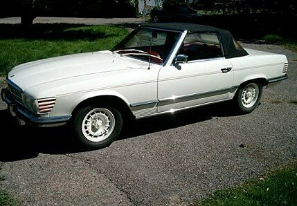 1972 mercedes-benz 350SL for sale 101011874