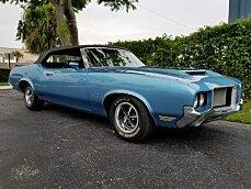 1972 oldsmobile Cutlass for sale 100989543
