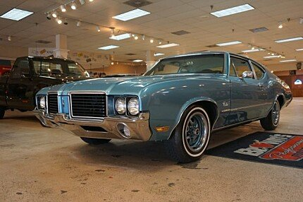 1972 oldsmobile Cutlass for sale 101025476