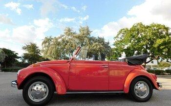 1972 volkswagen Beetle for sale 100995809