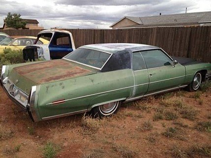 1973 Cadillac De Ville for sale 100826561