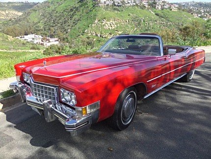1973 Cadillac Eldorado for sale 100850073