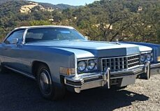 1973 Cadillac Eldorado for sale 100863478
