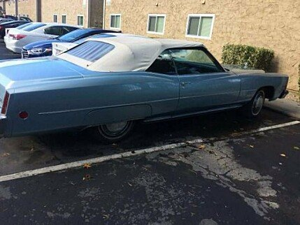 1973 Cadillac Eldorado for sale 100930862