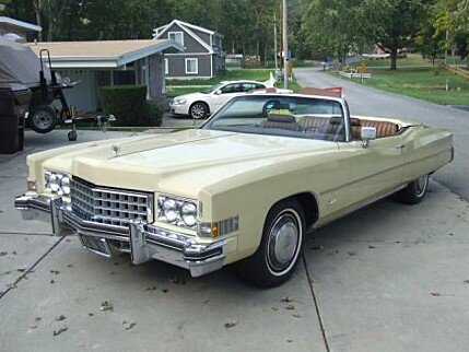1973 Cadillac Eldorado for sale 100943841