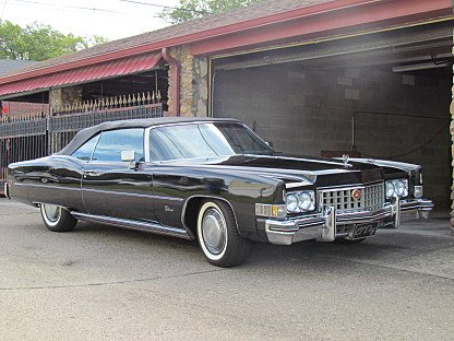 1973 Cadillac Eldorado Convertible for sale 100944374