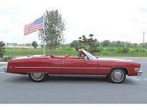 1973 Cadillac Eldorado Convertible for sale 100983425