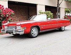 1973 Cadillac Eldorado for sale 100996645