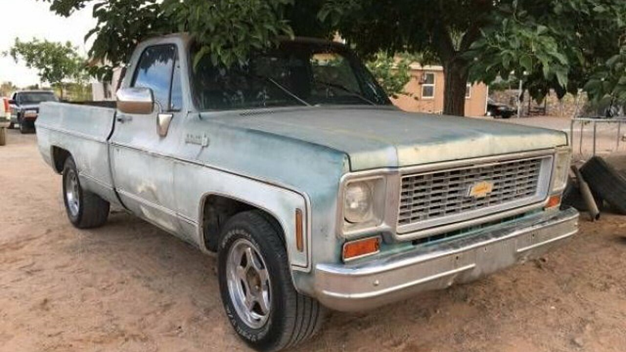 1973 Chevrolet C/K Truck for sale 100931607
