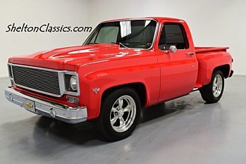 1973 Chevrolet C/K Truck for sale 101024594