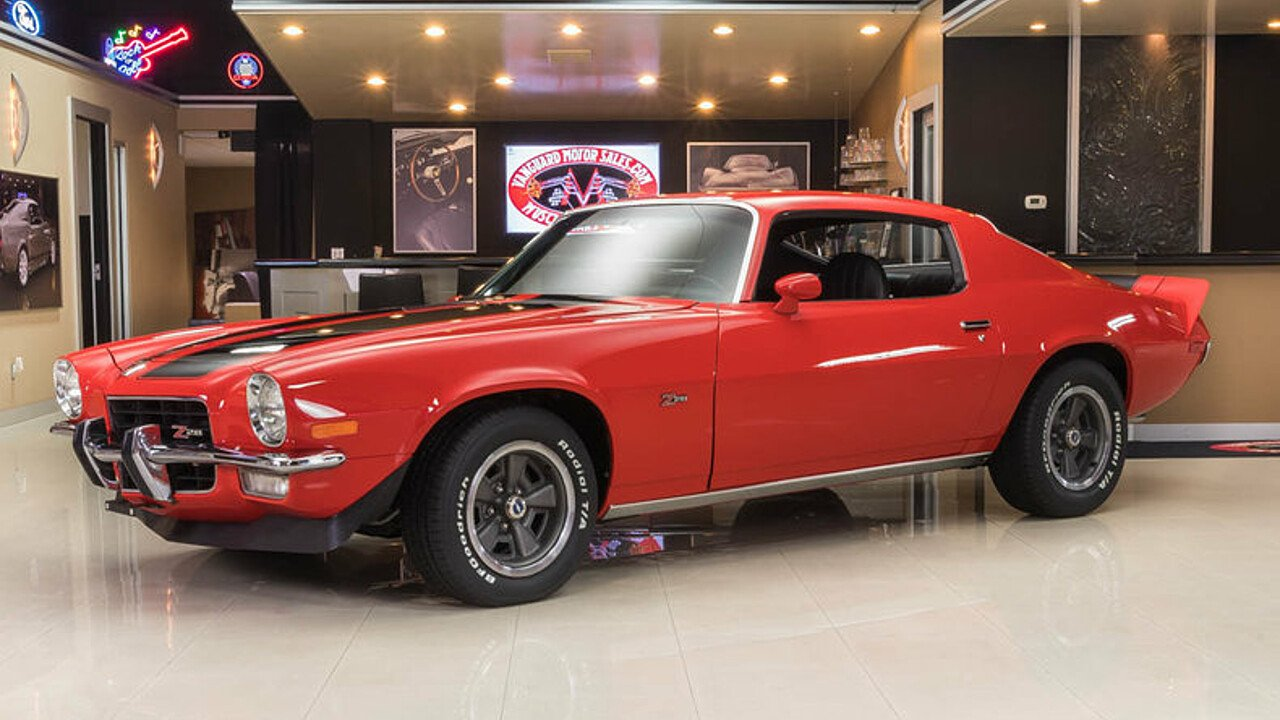 1973 Chevrolet Camaro Z28 for sale near Plymouth, Michigan 48170 ...