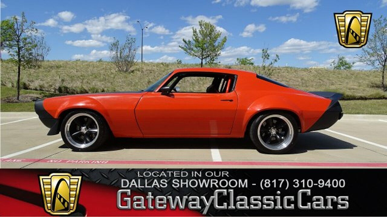 1973 Chevrolet Camaro for sale near O Fallon, Illinois 62269 ...