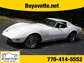 1973 Chevrolet Corvette for sale 100821503